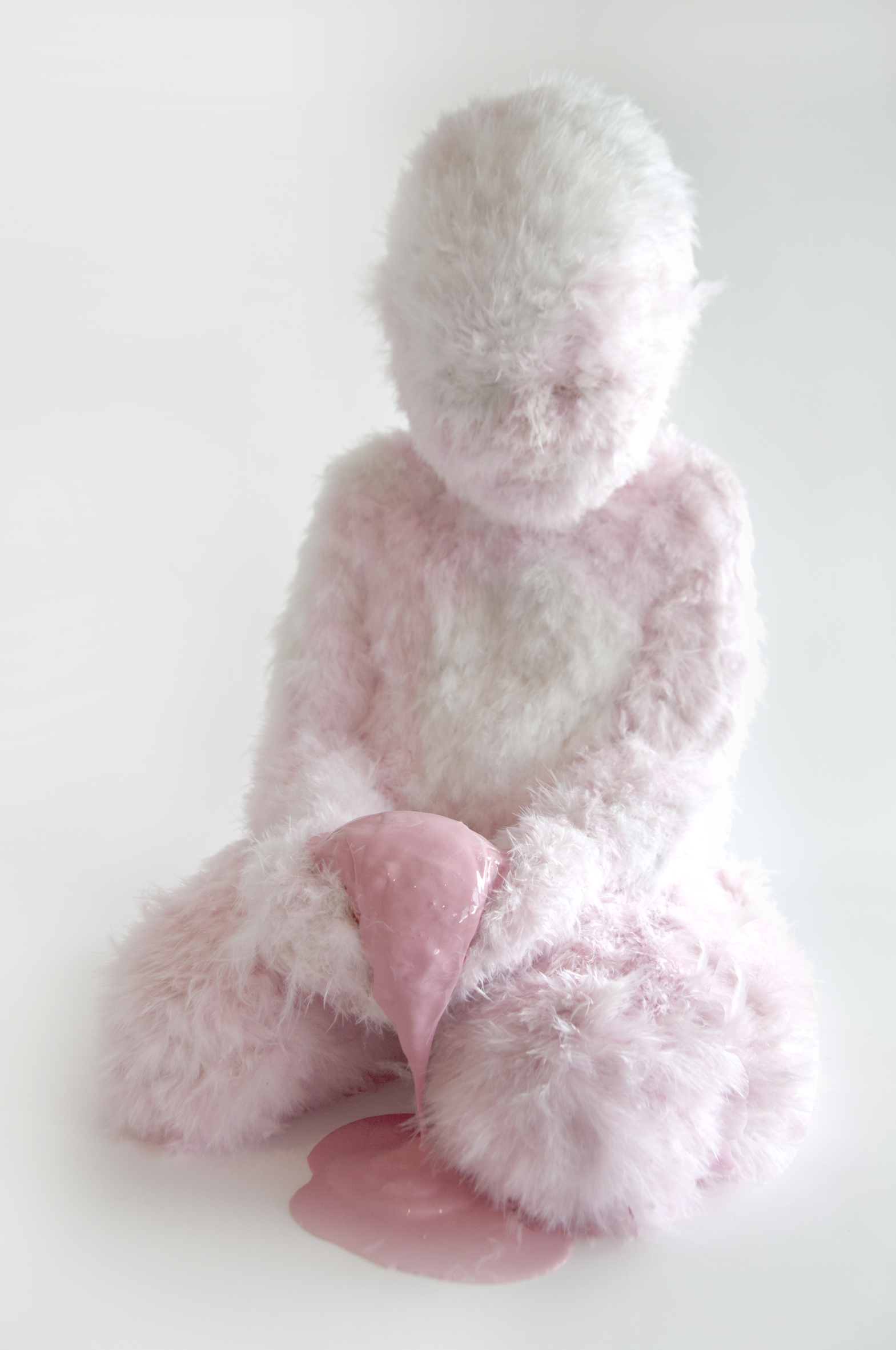 LUCY GLENDINNING_Pink and Fluffy Little Darling_2014_Courtesy de l+ö+ç+ûartiste et de la Galerie Da-End