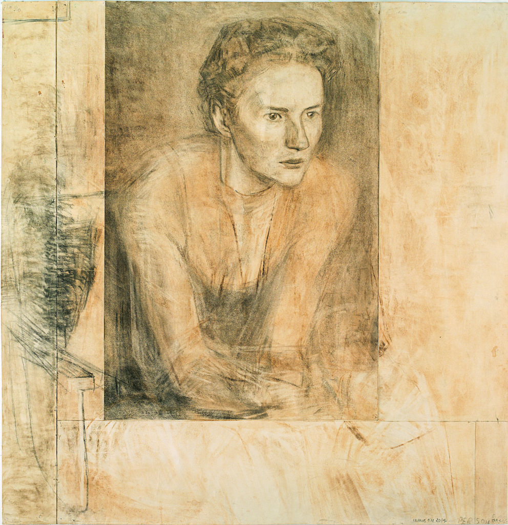 "Joël Person ""Frédérique"", 2015"